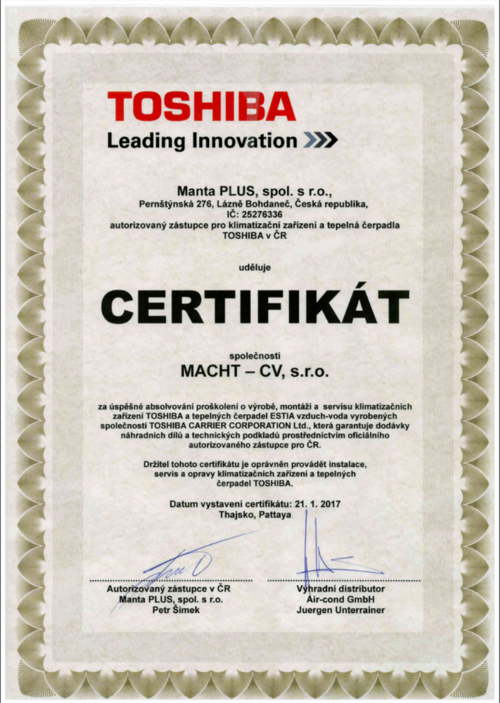 certifikat_thosiba_machtcv